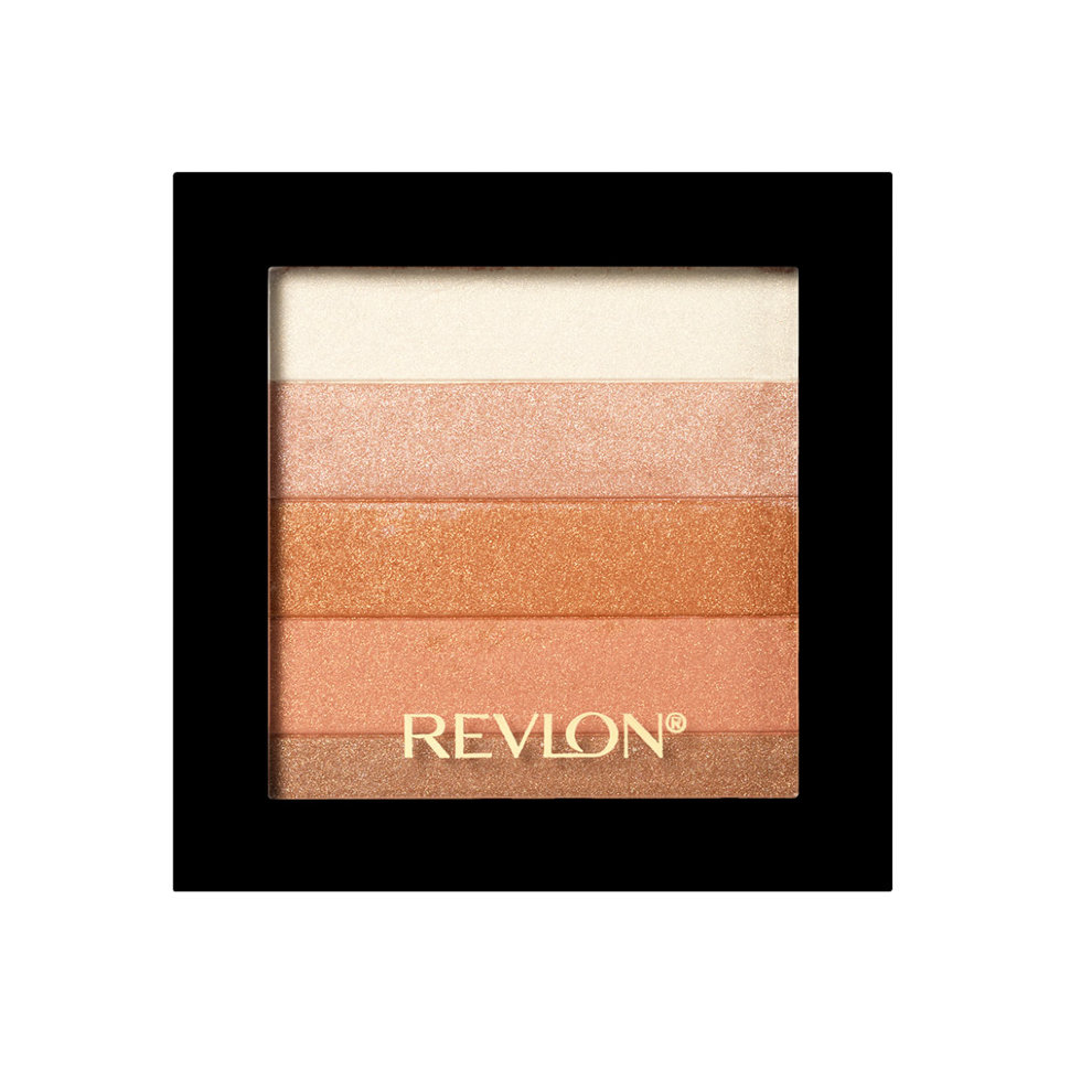 Revlon Палетка хайлайтеров для лица Highlighting Palette (030 бронзовый)