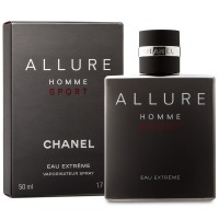 Chanel ALLURE HOMME SPORT EAU EXTREME парфюмерная вода 50мл муж.