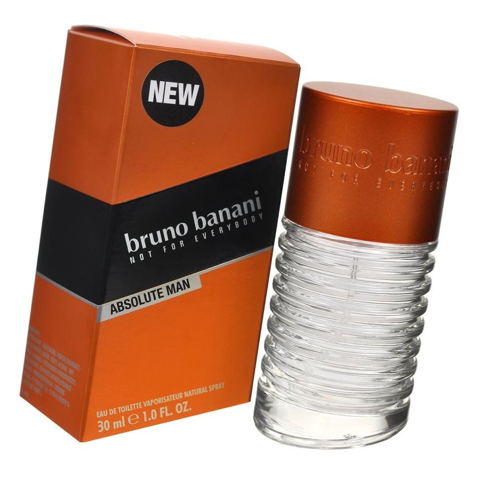 Bruno Banani Absolute Man Туалетная вода 30 мл