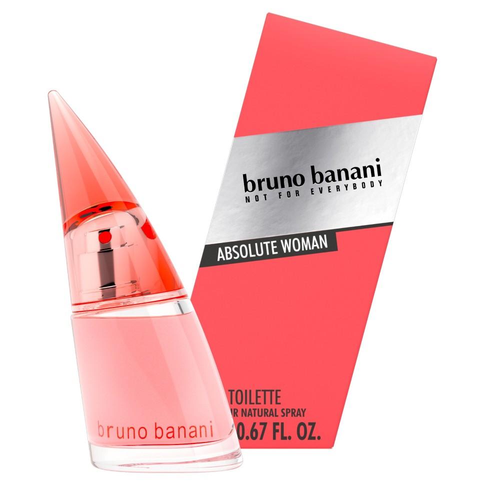 Bruno Banani Absolute Woman Туалетная вода, 40 мл