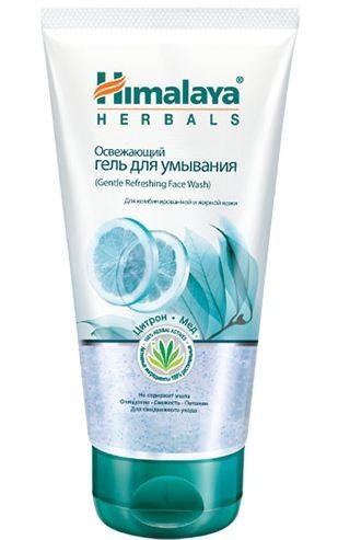 Himalaya Herbals HIMALAYA Гель мягкий для умывания с Цитроном и Медом для жирной комбинированной кожи