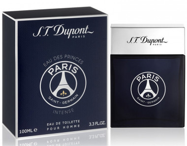 DUPONT PARIS SAINT-GERMAIN eau des PRINCES INTENSE туалетная вода 100мл мужская — Makeup market