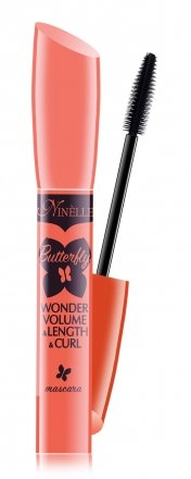 Ninelle Тушь для ресниц BUTTERFLY WONDER VOLUME & LENGTH & CURL
