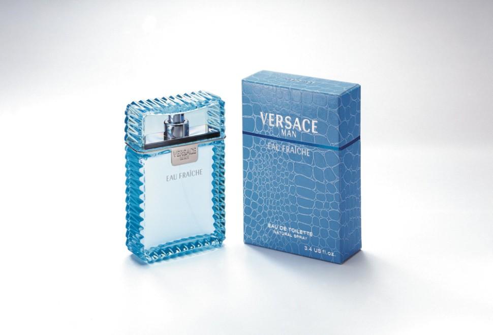 Versace Eau Fraiche Туалетная вода 100 мл