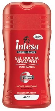 Intesa шампунь-гель для душа Алое древовидное 250 мл