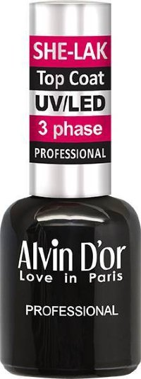 ALVIN DO*R ADN-37 Top Coat Топ покрытие для Ши-лака
