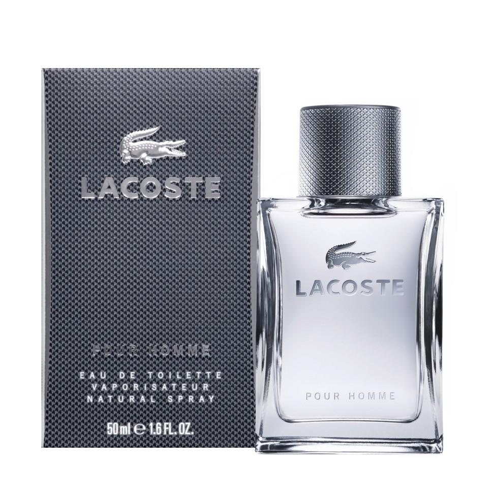 Lacoste Pour Homme Туалетная вода-спрей 50 мл