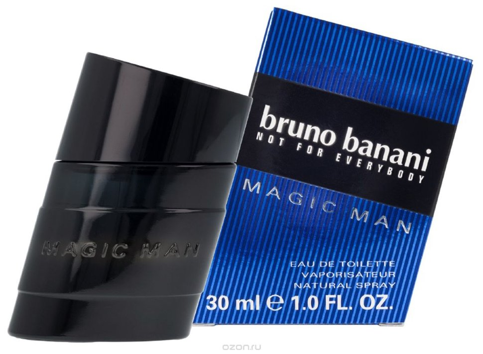 Bruno Banani Magic Man Туалетная вода 30 мл
