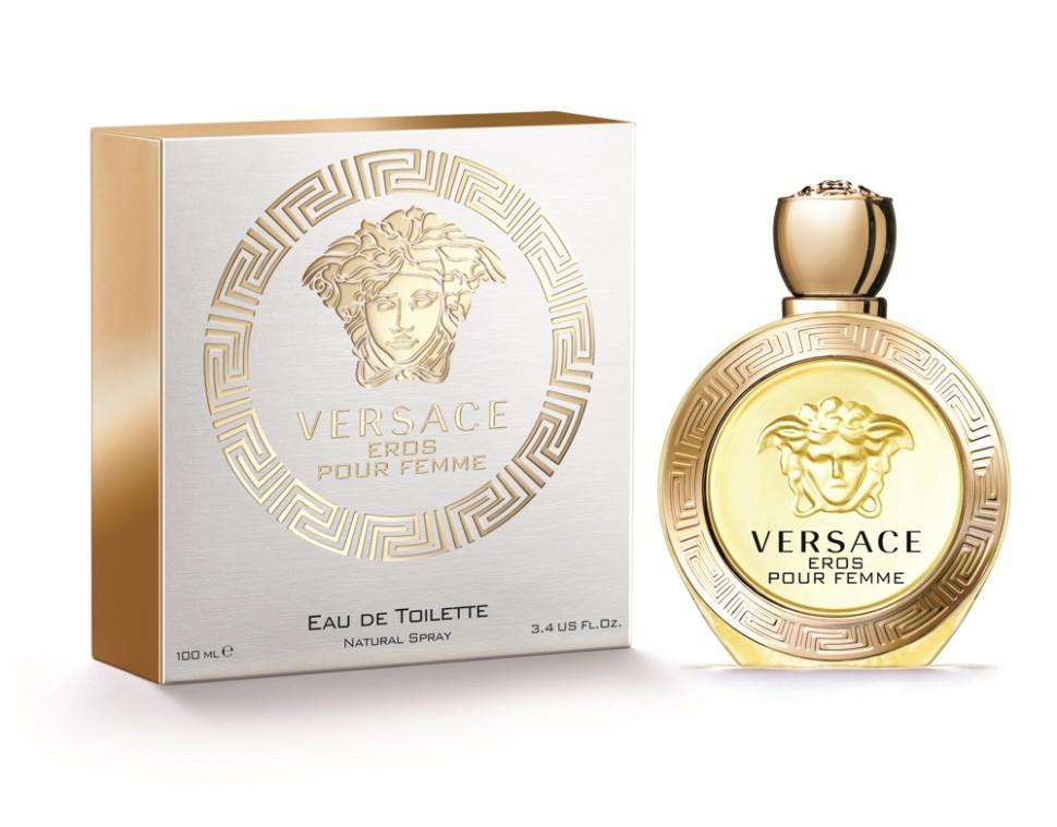 Versace Eros Pour Femme Туалетная вода 100 мл