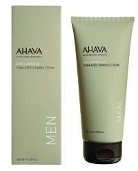 Ahava Time To Energize Крем для бритья без пены 200 мл