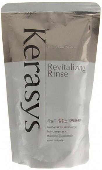 KeraSys Шампунь для волос Оздоравливающий для поврежденных химической завивкой и сухих волос (Запаска 500 мл)