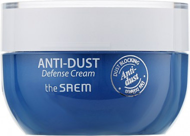The Saem Защитный крем для лица Anti Dust Defense Cream 50 гр — Makeup market