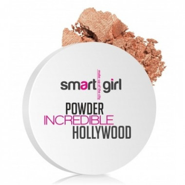 Belor Design Smart girl Пудра Incredible Hollywood — Makeup market