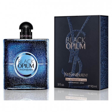 Yves Saint Lauren Opium Black Intense Woman парфюмерная вода 90 ml  — Makeup market
