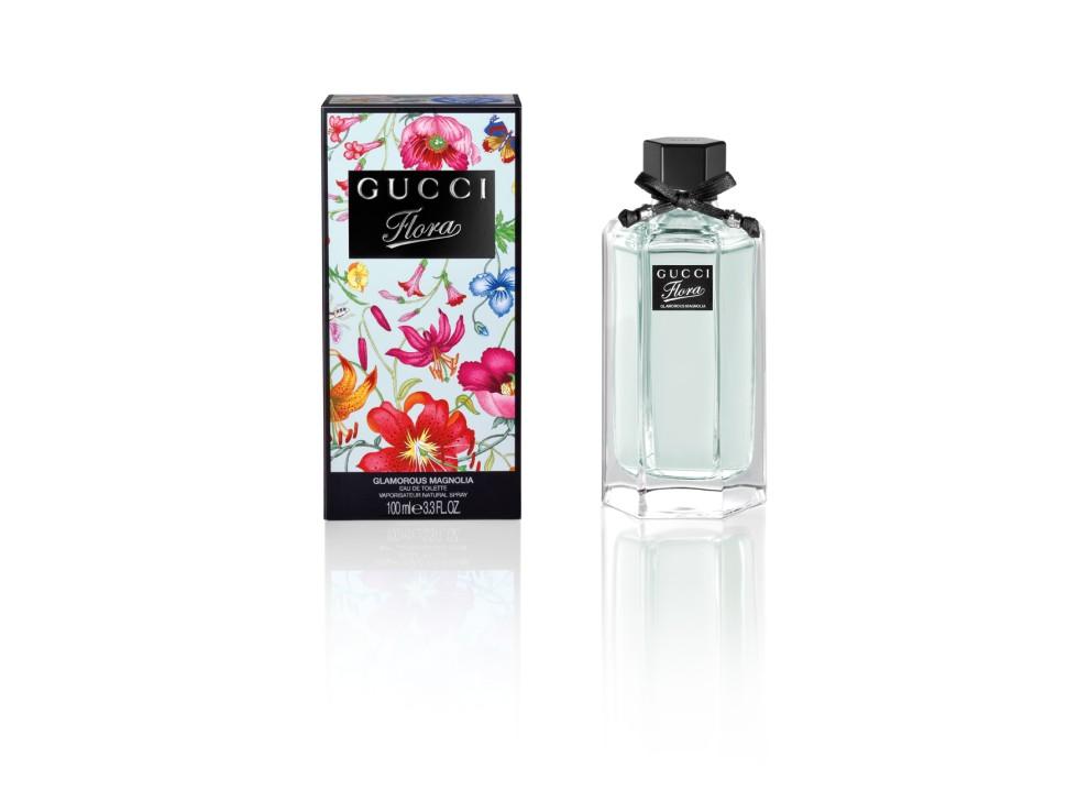 Gucci Flora Magnolia Туалетная вода спрей 100 мл (GCq000054) (GUCCI)