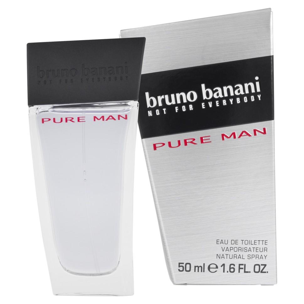 Bruno Banani Pure Man Туалетная вода 50 мл (BB000510) (BRUNO BANANI)