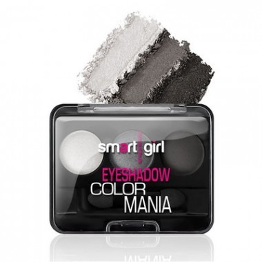 Belor Design Smart girl Тени для век Color Mania — Makeup market