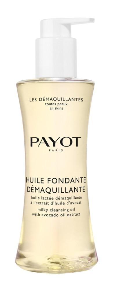 Payot Les Demaquillantes Очищающее и увлажняющее масло для снятия водостойкого макияжа 200 мл