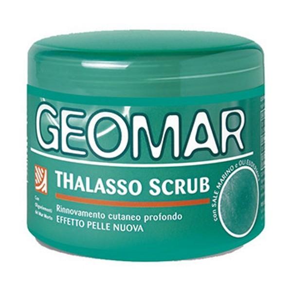 GEOMAR Скраб-талассо освежающий для тела (Geomar)