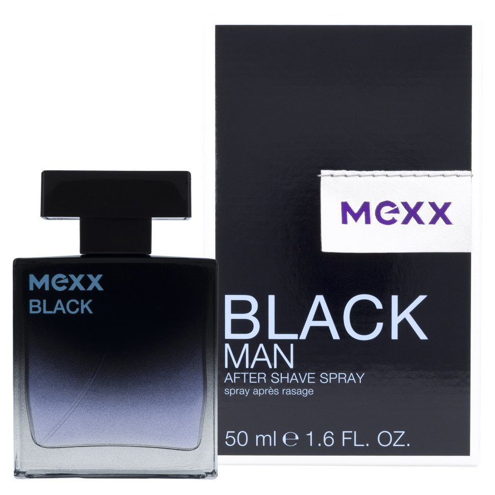 Mexx Black Man Туалетная вода 50 мл