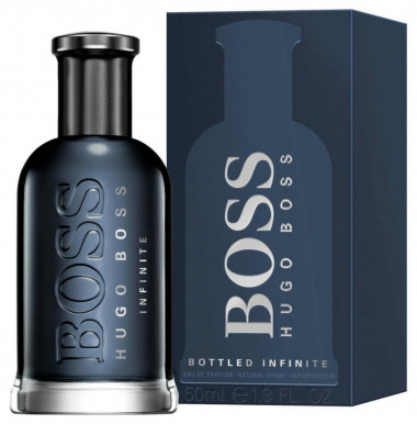 Hugo Boss Boss bottled infinite Eau De Parfum 50 мл мужская — Makeup market
