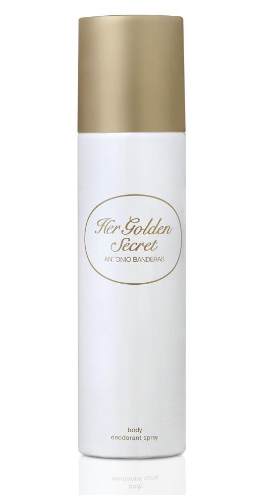 Antonio Banderas Her Golden Secret Дезодорант-спрей 150 мл