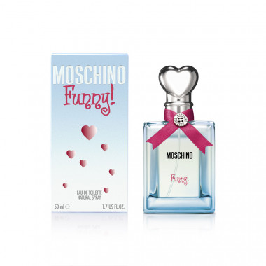 Moschino Funny Туалетная вода 50 мл — Makeup market