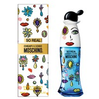MOSCHINO So Real Cheap and Chic туалетная вода 100мл женская
