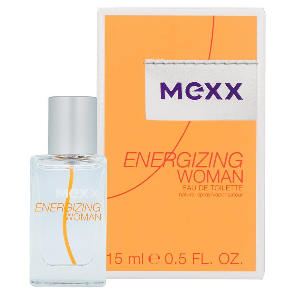 Mexx Energizing Woman Туалетная вода 15 мл