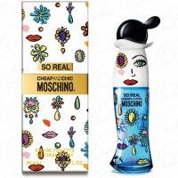 MOSCHINO So Real Cheap and Chic туалетная вода 30мл женская