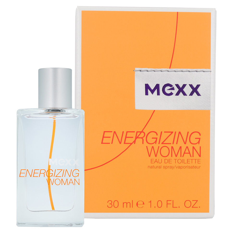Mexx Energizing Woman Туалетная вода 30 мл