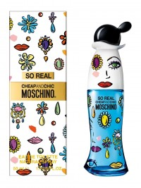MOSCHINO So Real Cheap and Chic туалетная вода 50мл женская