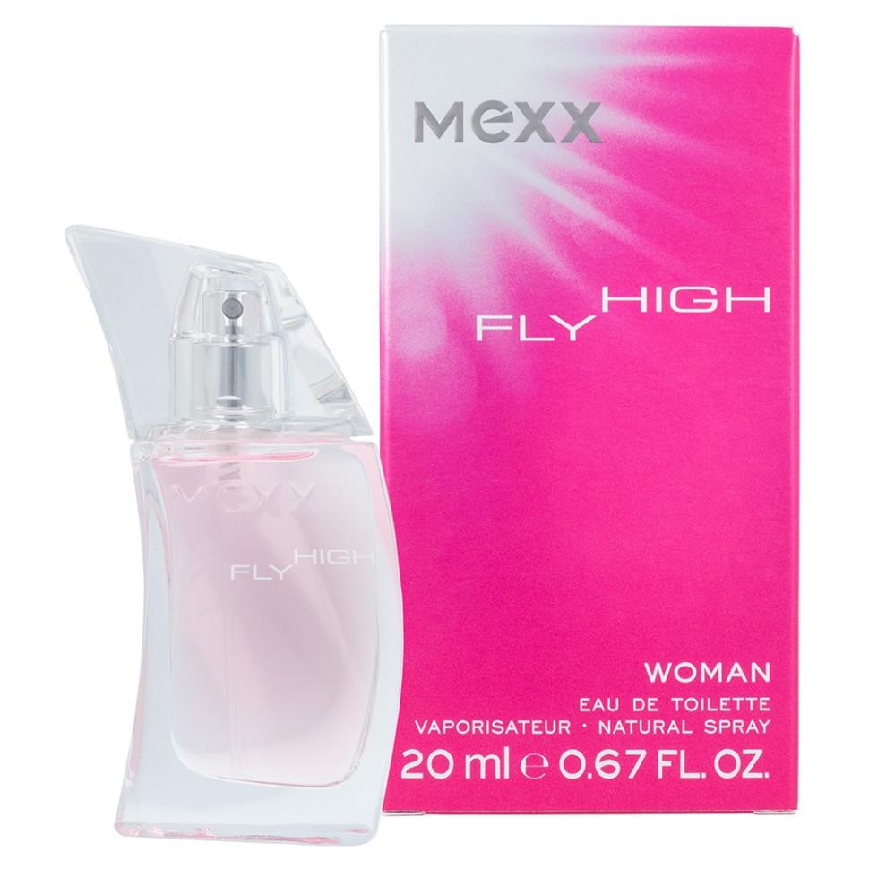 Mexx Fly High Woman Туалетная вода 20 мл (MX001180) (MEXX)