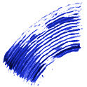 Seventeen Тушь для ресниц The Stylist удлиняющая обьемная (02 синий электрик)