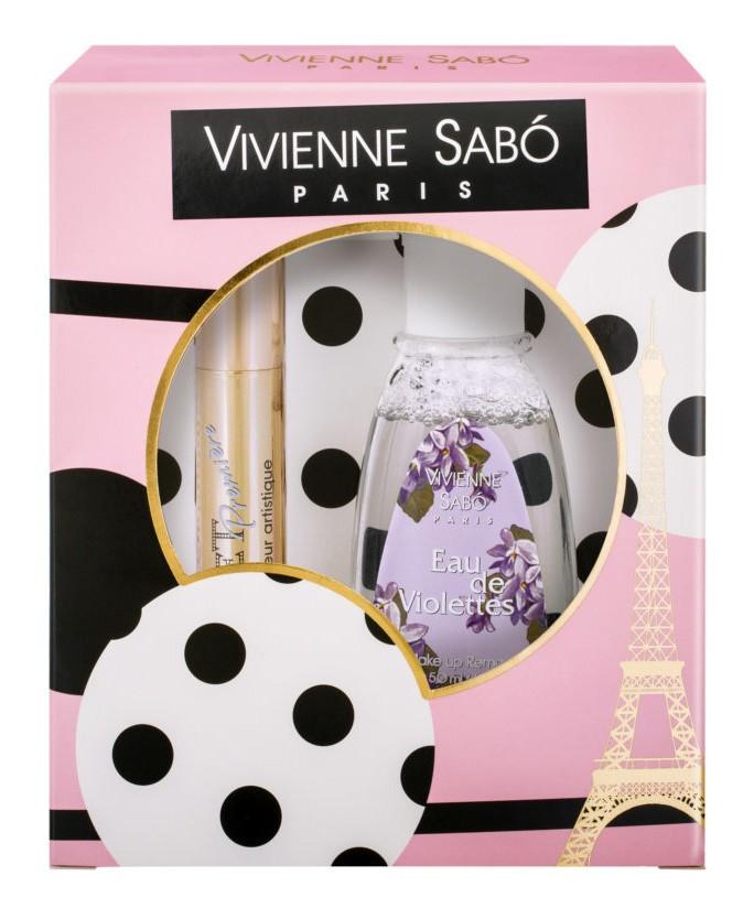 Vivienne Sabo набор Тушь для ресниц Cabaret Premiere + жидкость для снятия макияжа