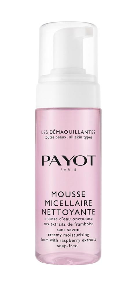 Payot Les Demaquillantes Пенка очищающая мицеллярная для всех типов кожи 150 мл
