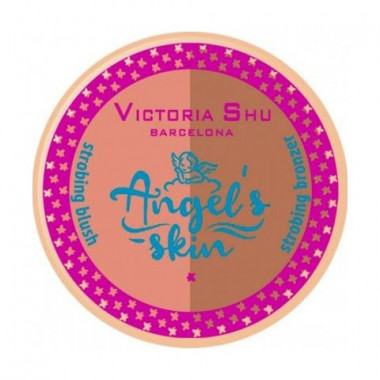 Victoria Shu Румяна-Бронзатор ANGEL'S SKIN — Makeup market