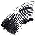 Seventeen Тушь для ресниц The Stylist удлиняющая объемная водостойкая (черный)