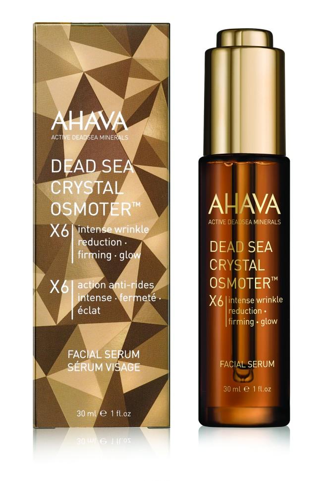Ahava Universal Концентрат минералов мертвого моря crystal osmoter 6x. сыворотка для лица 30 мл