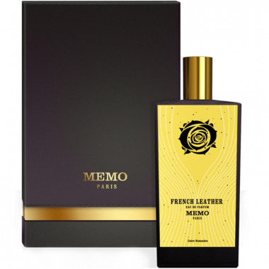 Memo French leather Eau De Parfum 75 мл Lux unisex — Makeup market