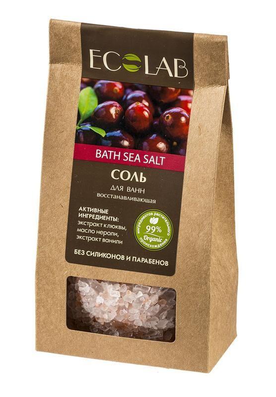Ecolab Соль для ванны Восстанавливающая
