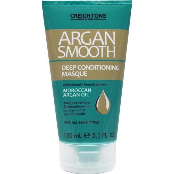 CREIGHTONS Маска для глубокого увлажнения волос с аргановым маслом (Creightons)