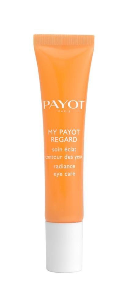 Payot My Payot Средство для ухода за кожей вокруг глаз с активными растительными экстрактами 15 мл