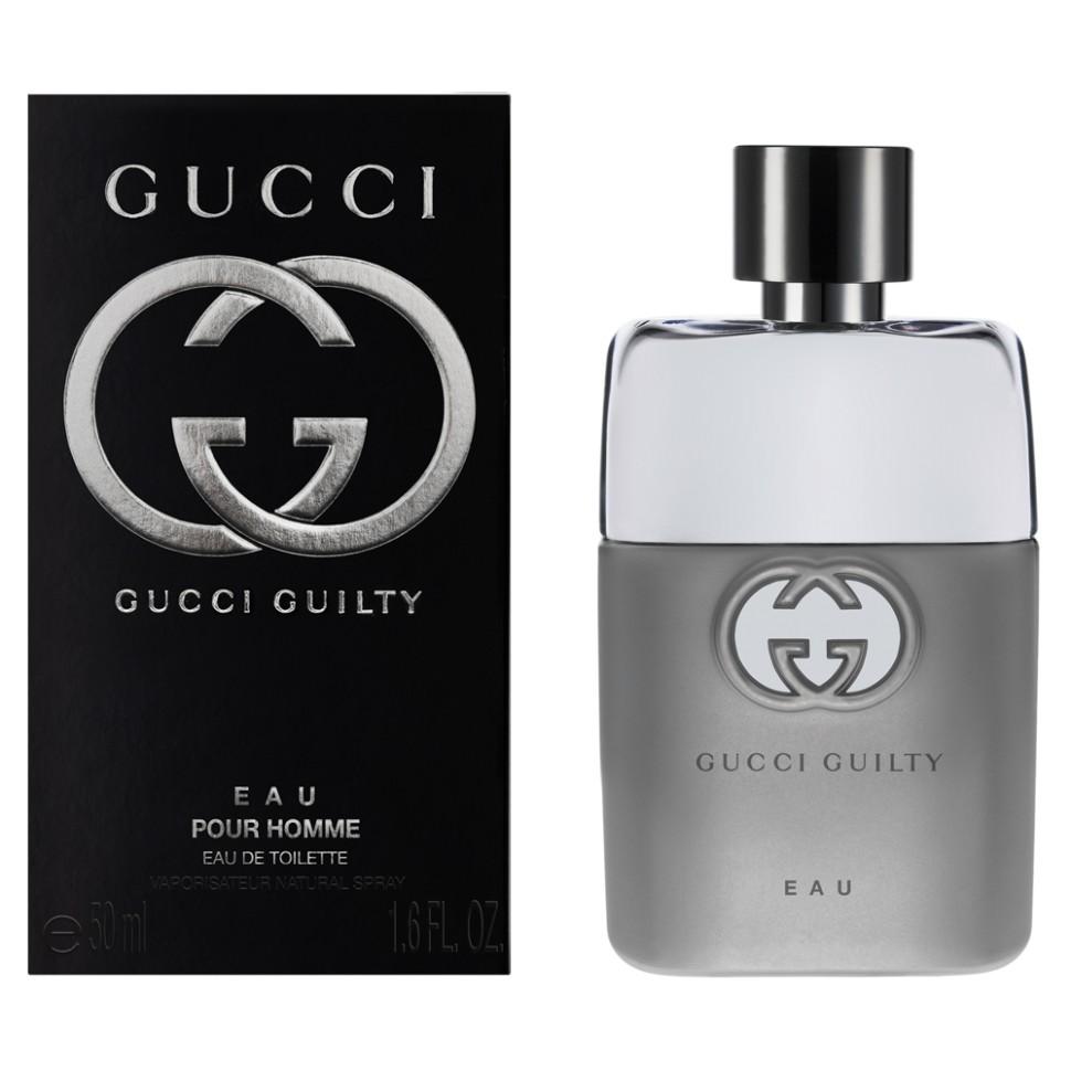 Gucci Guilty Eau Man Туалетная вода 50 мл