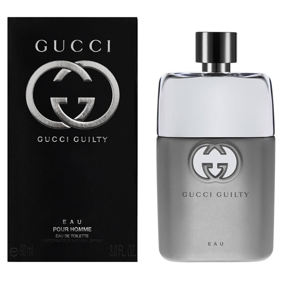 Gucci Guilty Eau Man Туалетная вода 90 мл