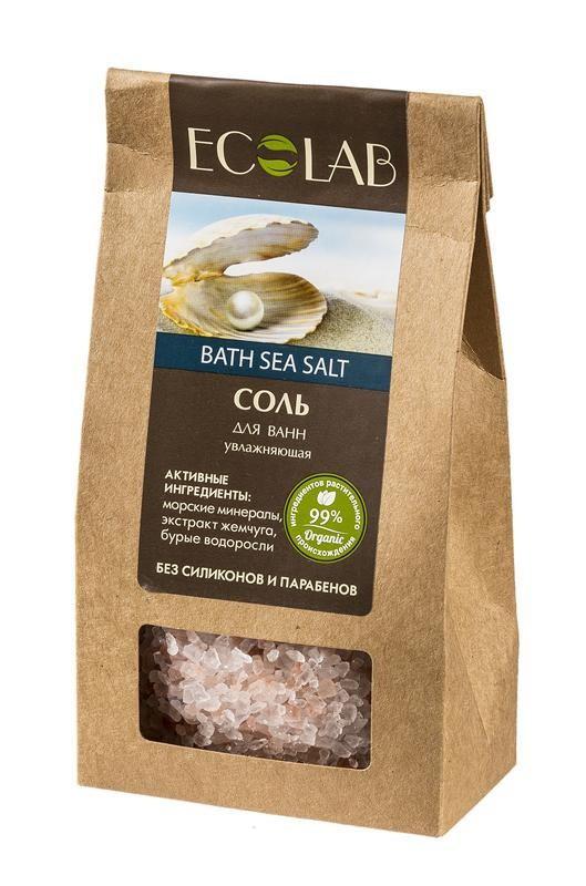 Ecolab Соль для ванны Увлажняющая