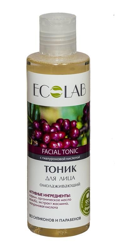 Ecolab Тоник для лица Омолаживающий
