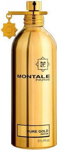 MONTALE PURE GOLD парфюмерная вода 50мл (Чистое золото) unisex