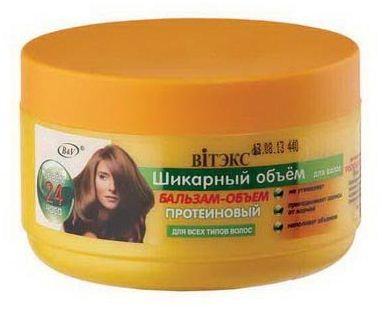 Витэкс Бальзам-объем протеиновый для всех типов волос