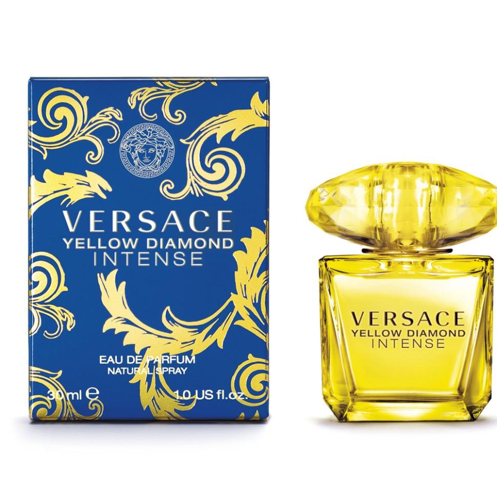 Versace Yellow Diamond Intense Парфюмированная вода 30 мл спрей (VERSACE)